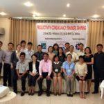 女性 中小企業診断士 ベトナム 講師